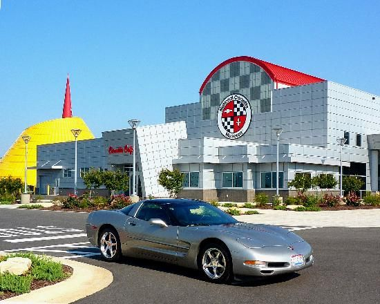 National Corvette Museum Kentucky Travel Bowling Green Kentucky Kentucky Vacation