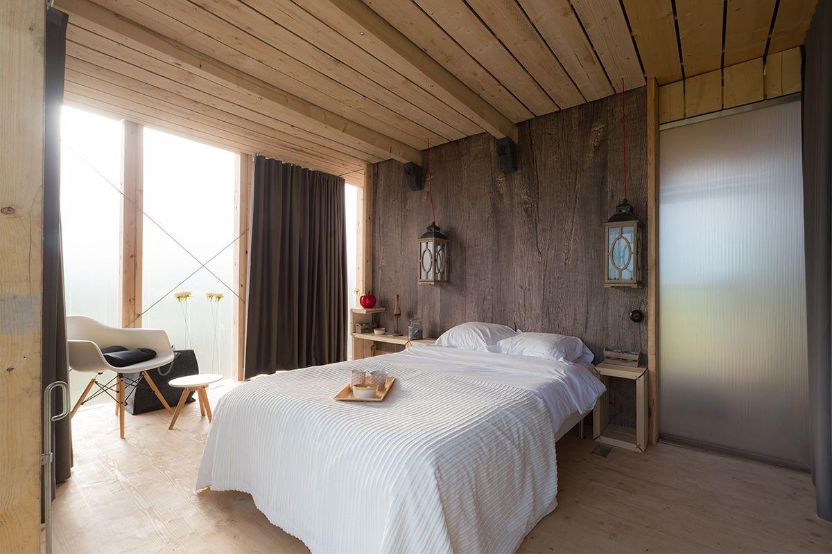 """Une """"nuit extra-ordinaire"""" dans un hébergement insolite en Loire"""