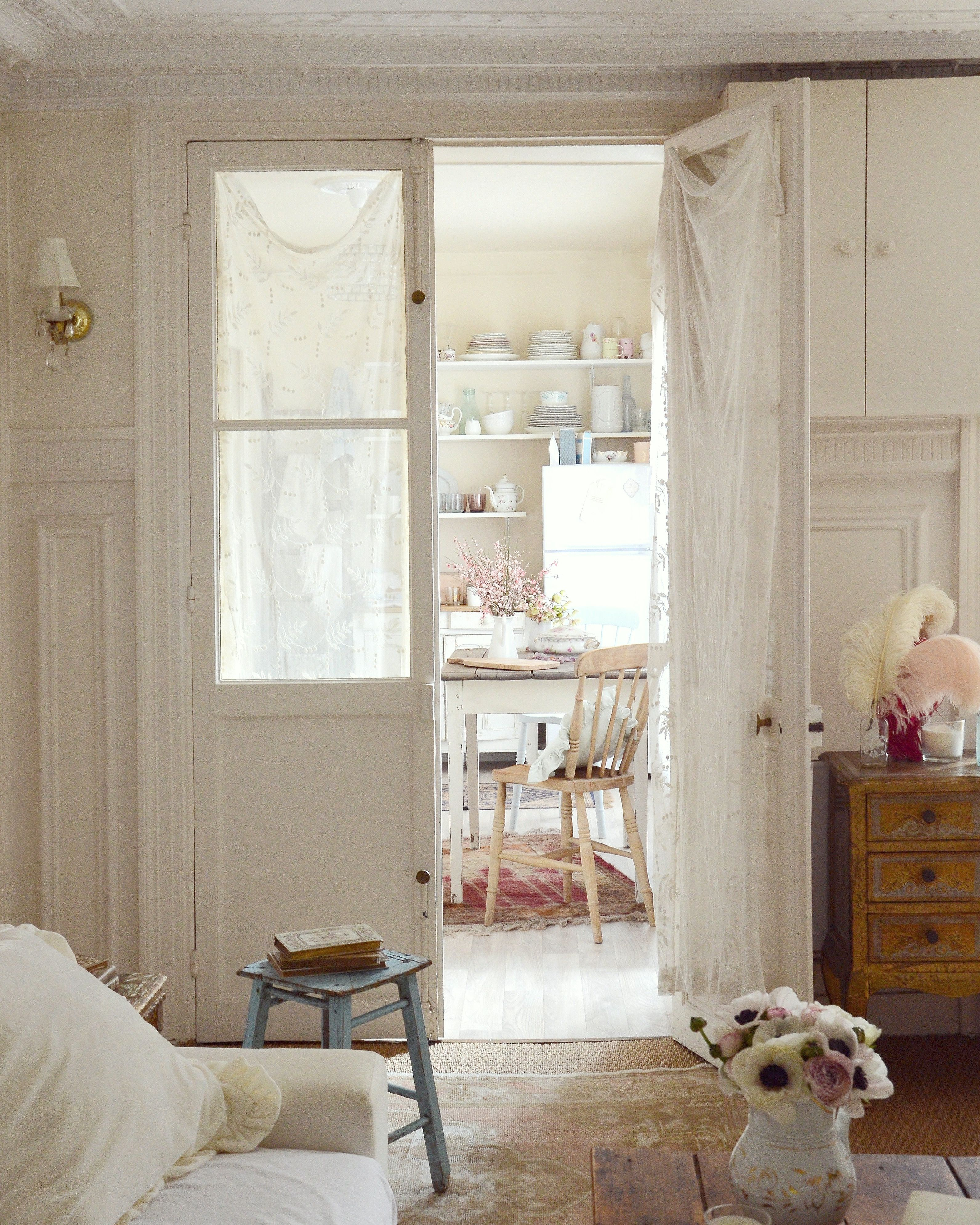 Spring time in my Paris home!