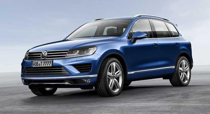 2016 Volkswagen Touareg Redesign Http Www Autocarkr