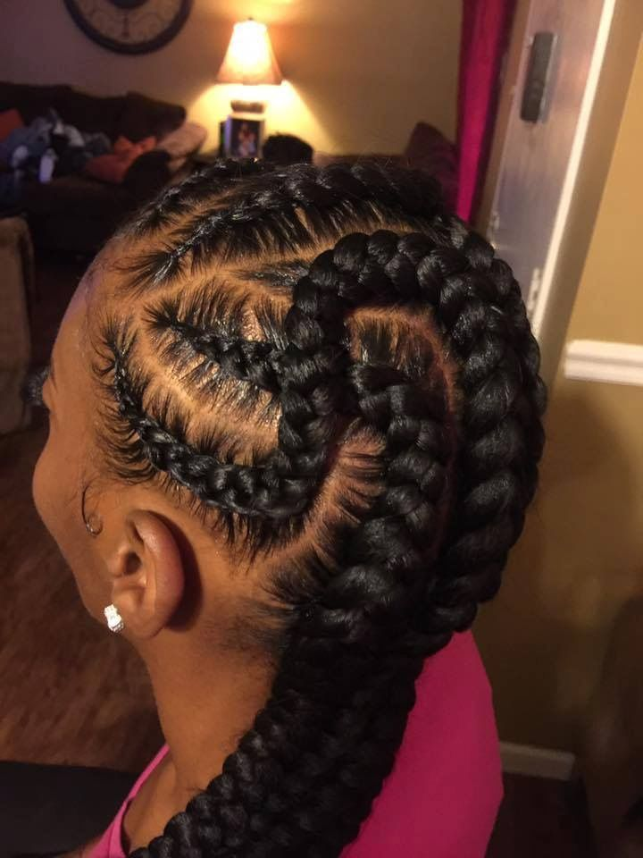 40+ Totally Gorgeous Ghana Braids Hairstyles | Pinterest | Black Girl Braids,  Black Girls And Hair Style