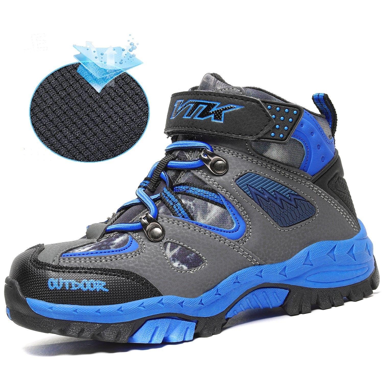 Walking Antiskid Outdoor Climbing - 1-blue-thin - CW189X2Y0UT | Kids hiking  boots, Girls winter boots, Boys boots