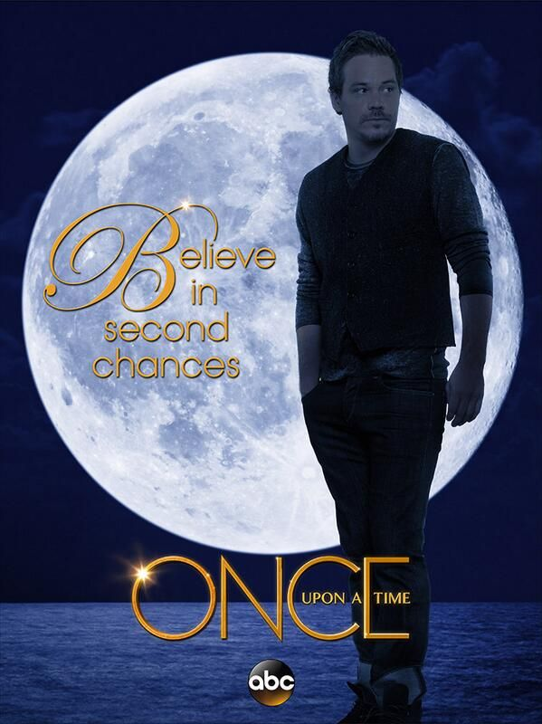 Once Upon  a Time | Neal I Baelfire This poster hurts because he could've had his second chance had they not killed him off-Natasha