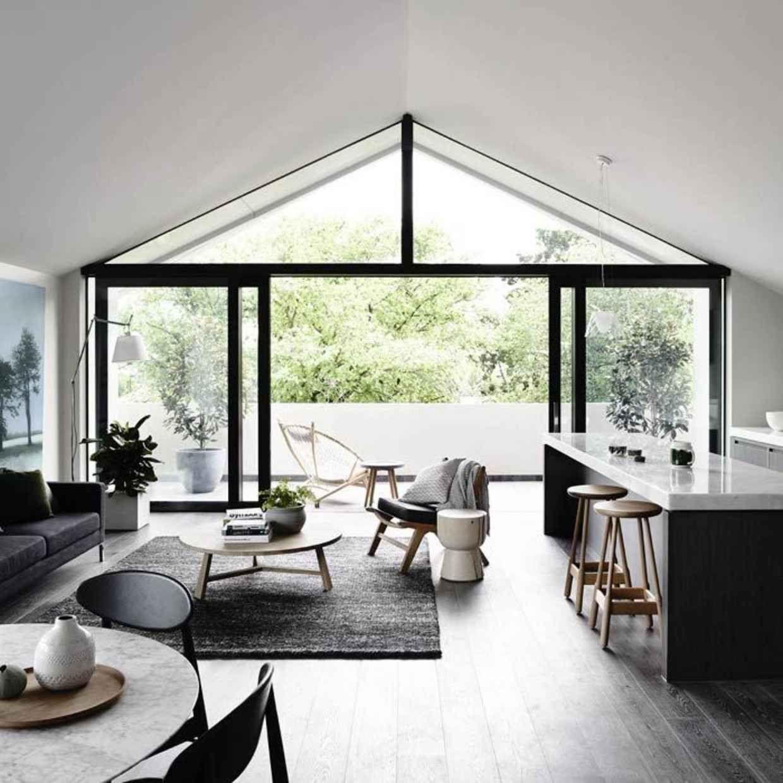 Top Interior Décor Design | Pinterest | Modern white kitchens ...