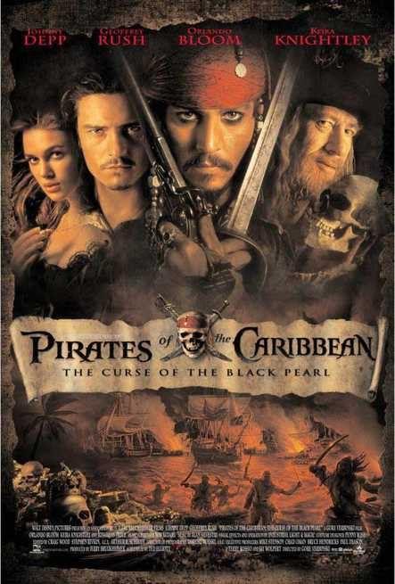 pirati dei caraibi la maledizione della prima luna