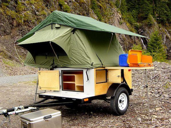 Explorer Box Mobile Diy Tent Camper Easy Set Up 07 Diy