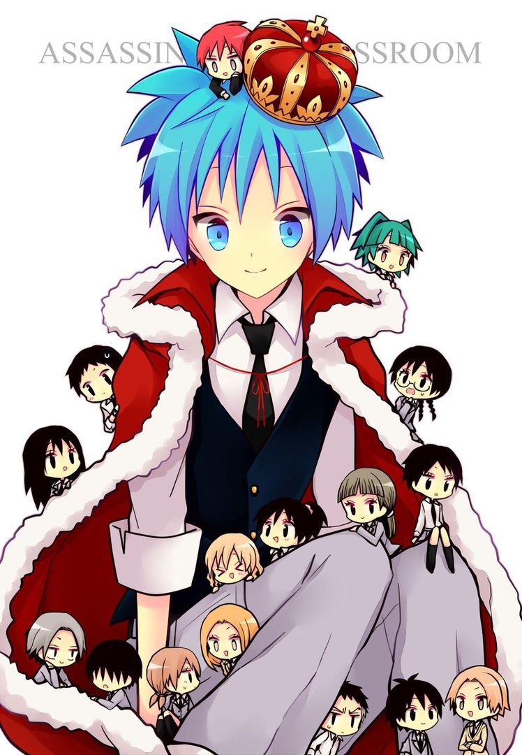 ASSASSINATION CLASSROOM (Truth or Dare with the Various
