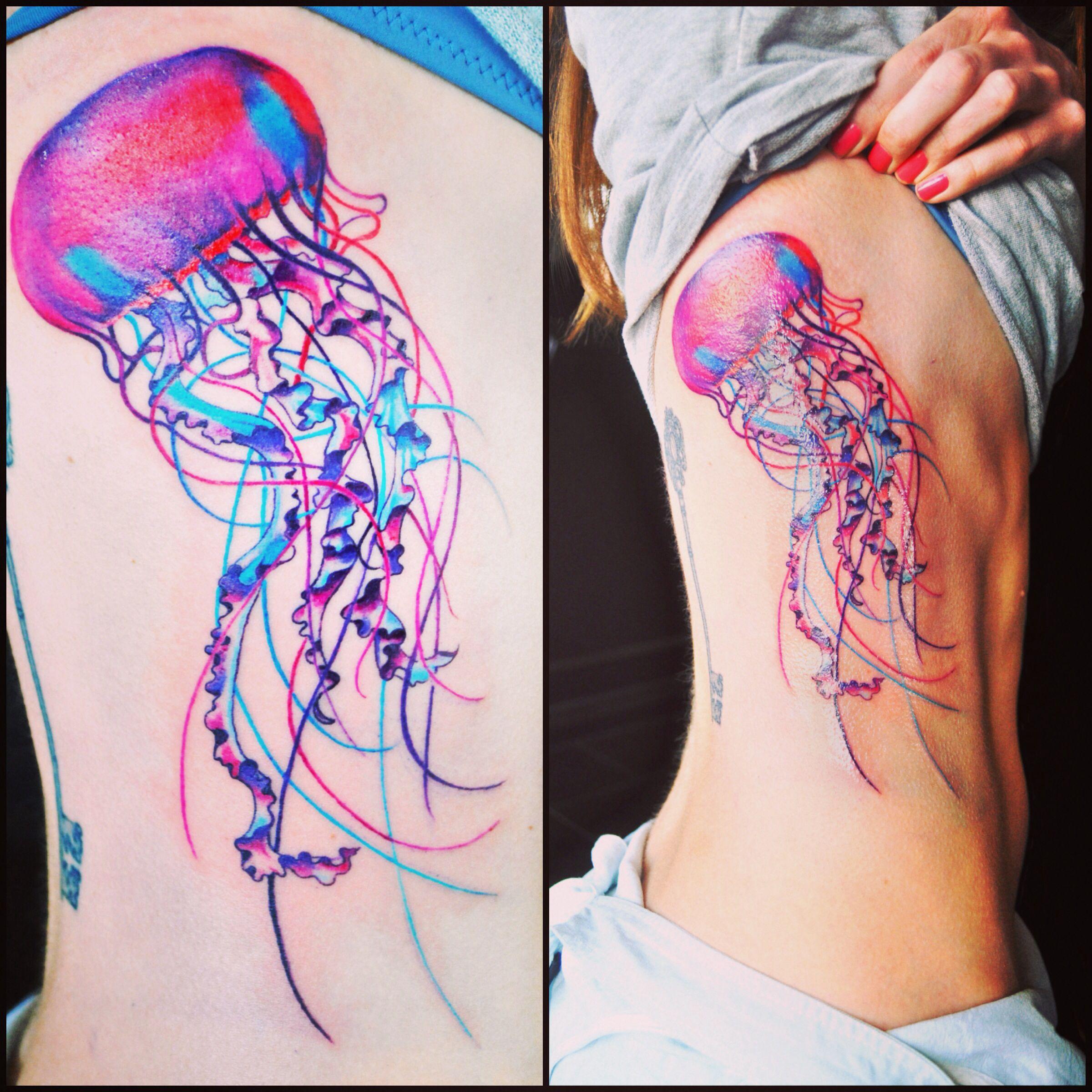 Tatuagens Feitas Com Tecnica De Aquarela Sexy Tattoos Tattoos