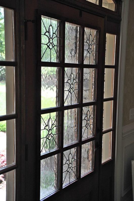 Joni S Front Door By C Bass Glass Beautiful Bevels