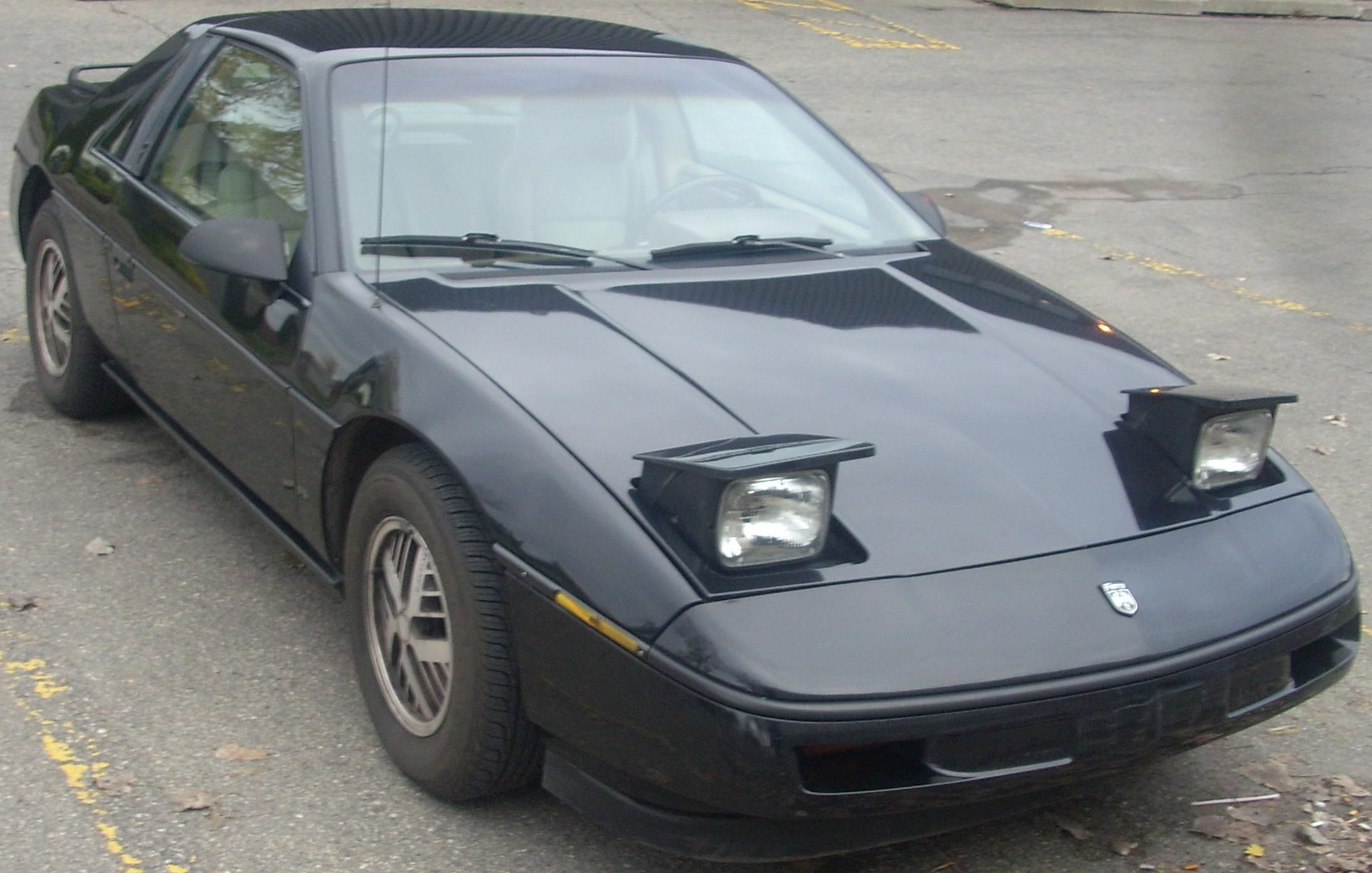 Fe Fiero Cars Ive Owned Pinterest And Pontiac Dashboard