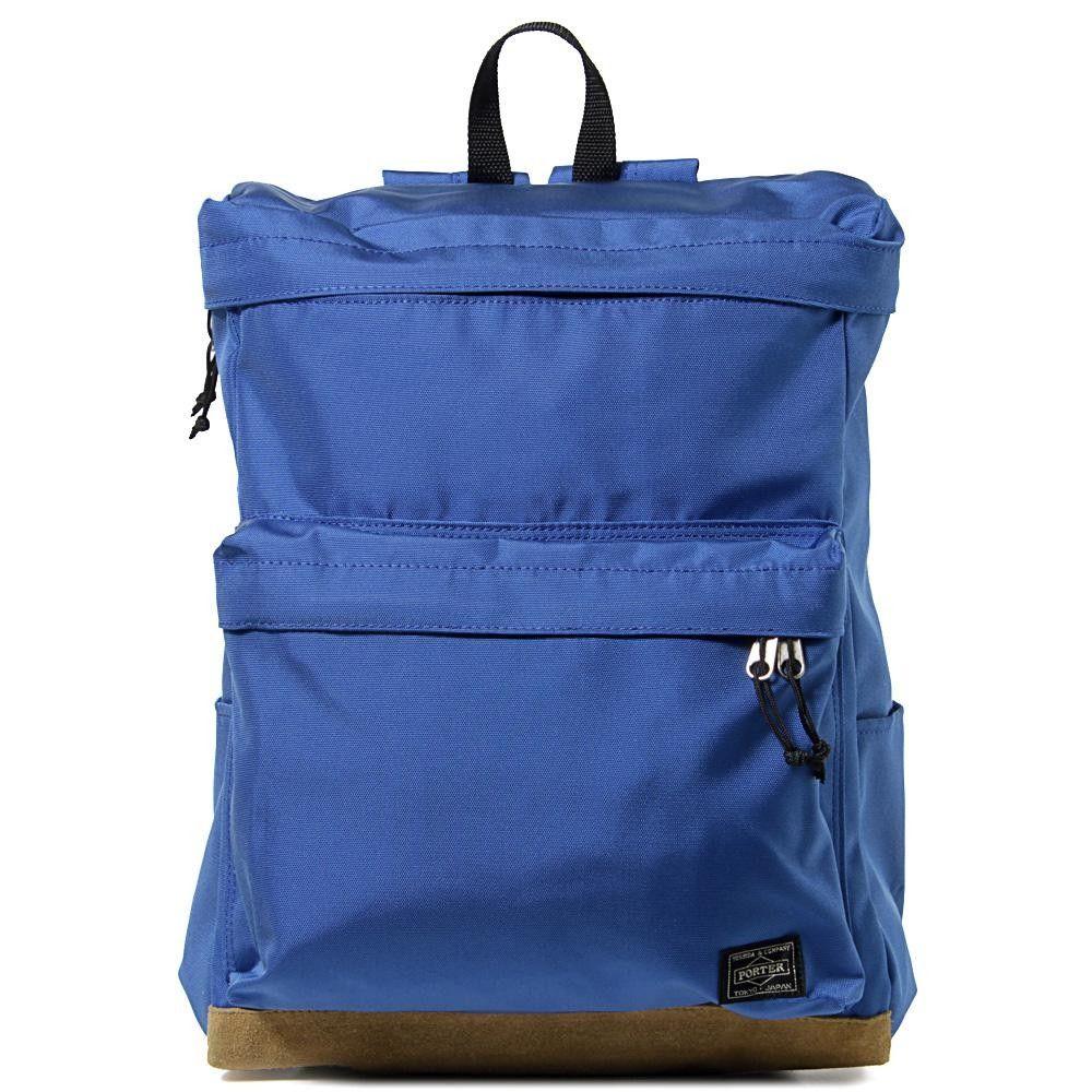 68441243fa90 Head Porter Jackson Day Pack (Blue)