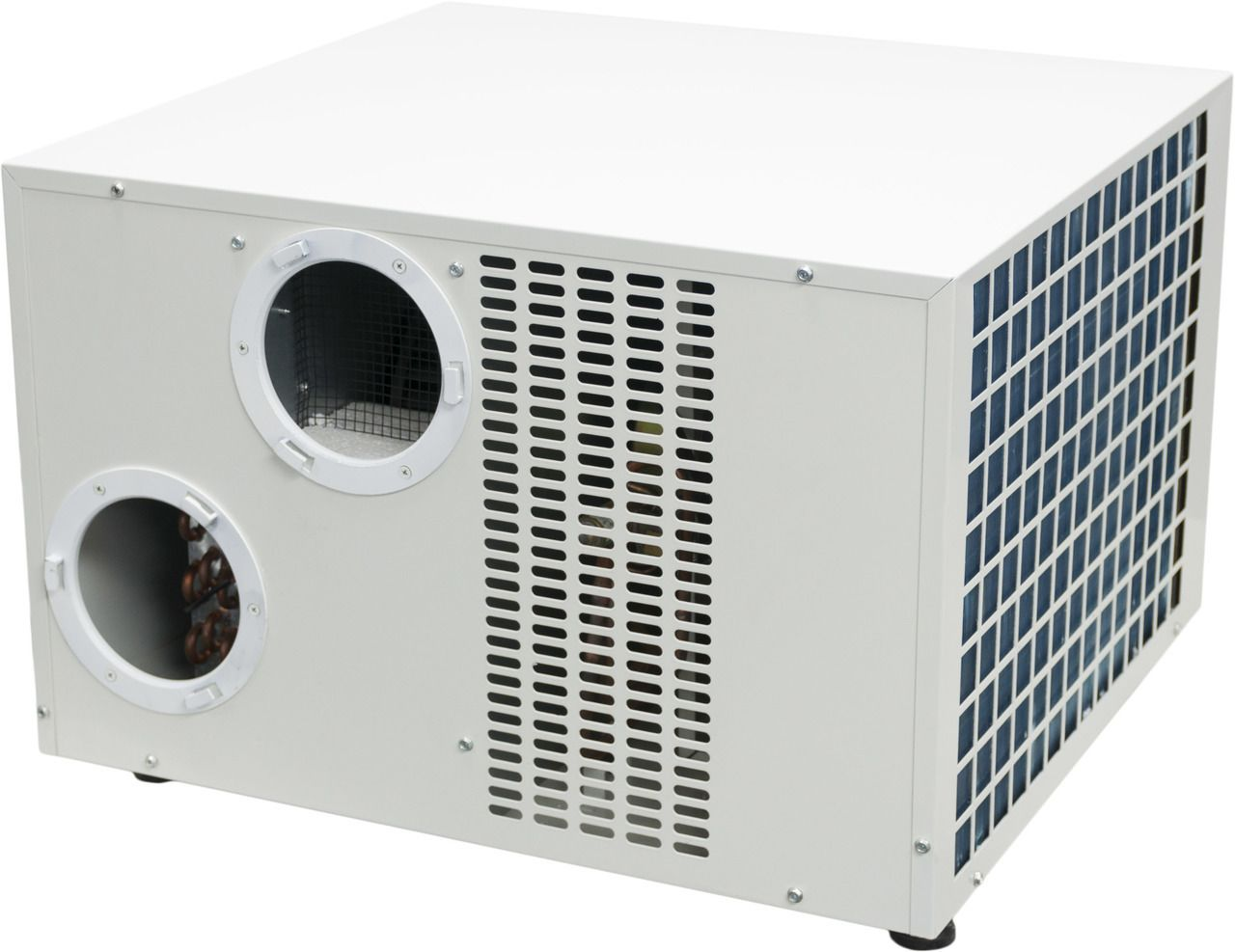 Climate Right Portable Outdoor 10000 BTU A/C Heater Combo