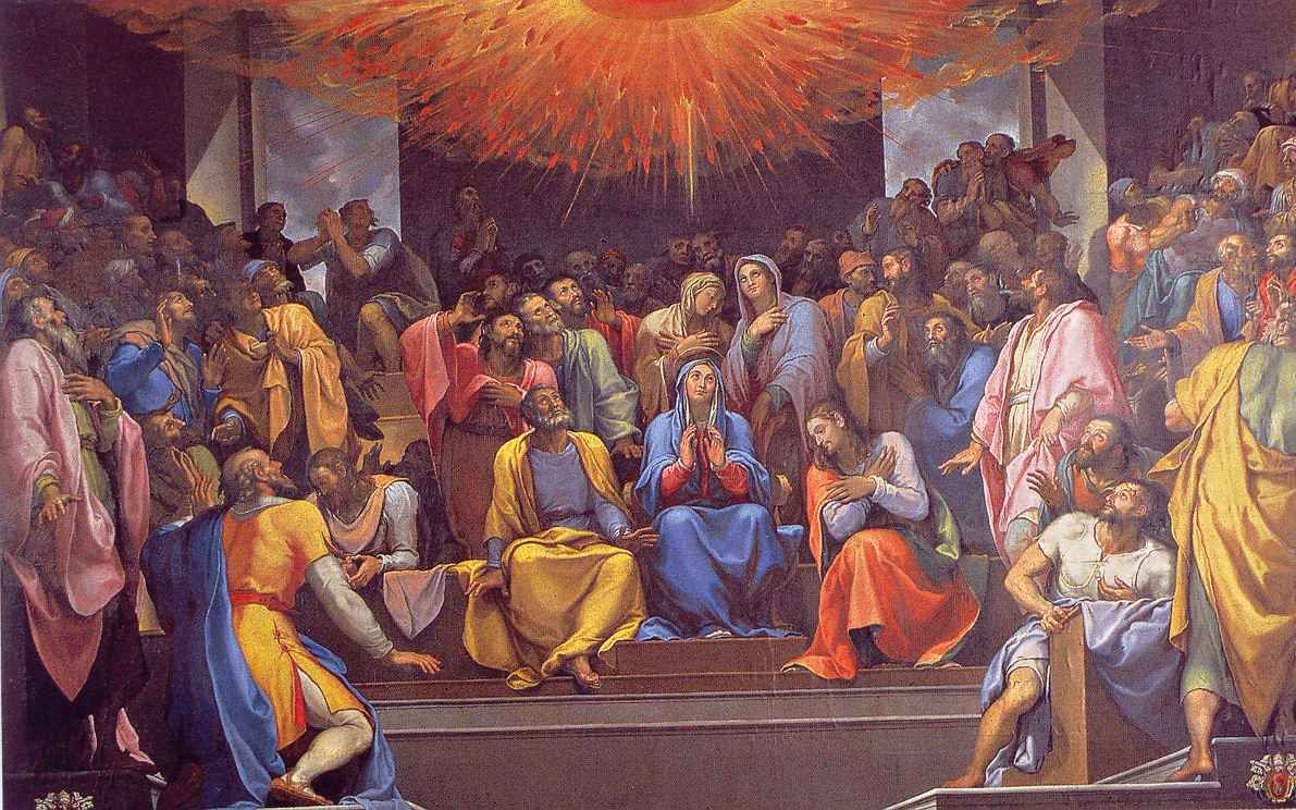 Download History Of Pentecost, Story Behind Holy Spirit ...