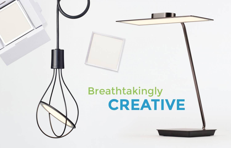 Breathtakingly creative