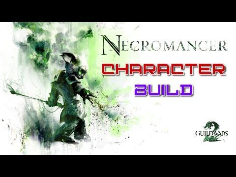 Guild Wars 2 - Poisonous Minion Master Necromancer Build (high survivability) (PVE) - YouTube