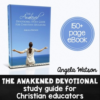 The awakened devotional study guide for christian educators ebook the awakened devotional study guide for christian educators ebook fandeluxe Image collections