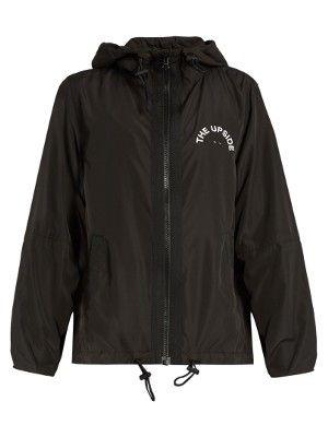 Spliced Ash performance jacket   The Upside   MATCHESFASHION.COM