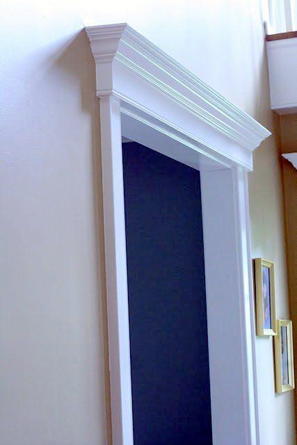 Above Door Interior Molding