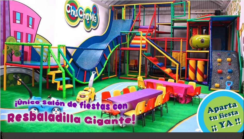Chuchuwa Sal N De Fiestas Infantiles Al Sur De La Ciudad