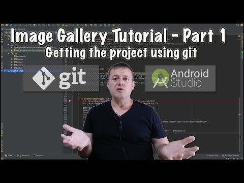 How To Create An Android Gallery App Using Recyclerview Part 1 Android Project Image Gallery App Android Image