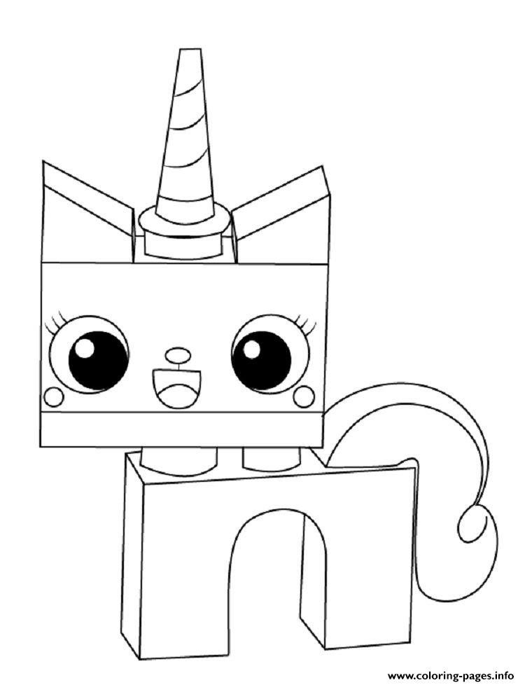Princess And Unicorn Coloring Page Youngandtae Com Kitty Coloring Unicorn Coloring Pages Lego Coloring Pages