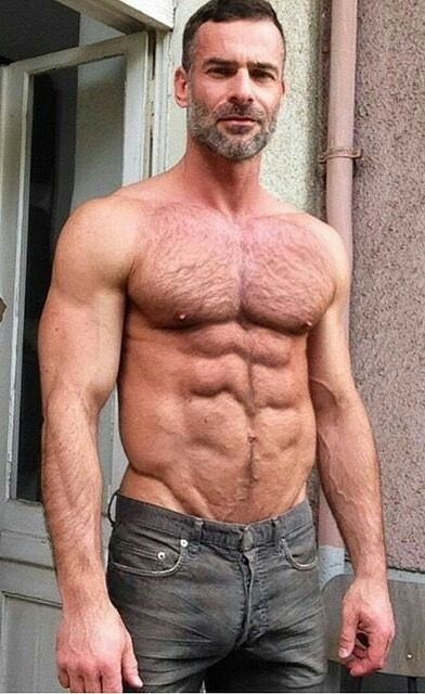 Hairy mature for you