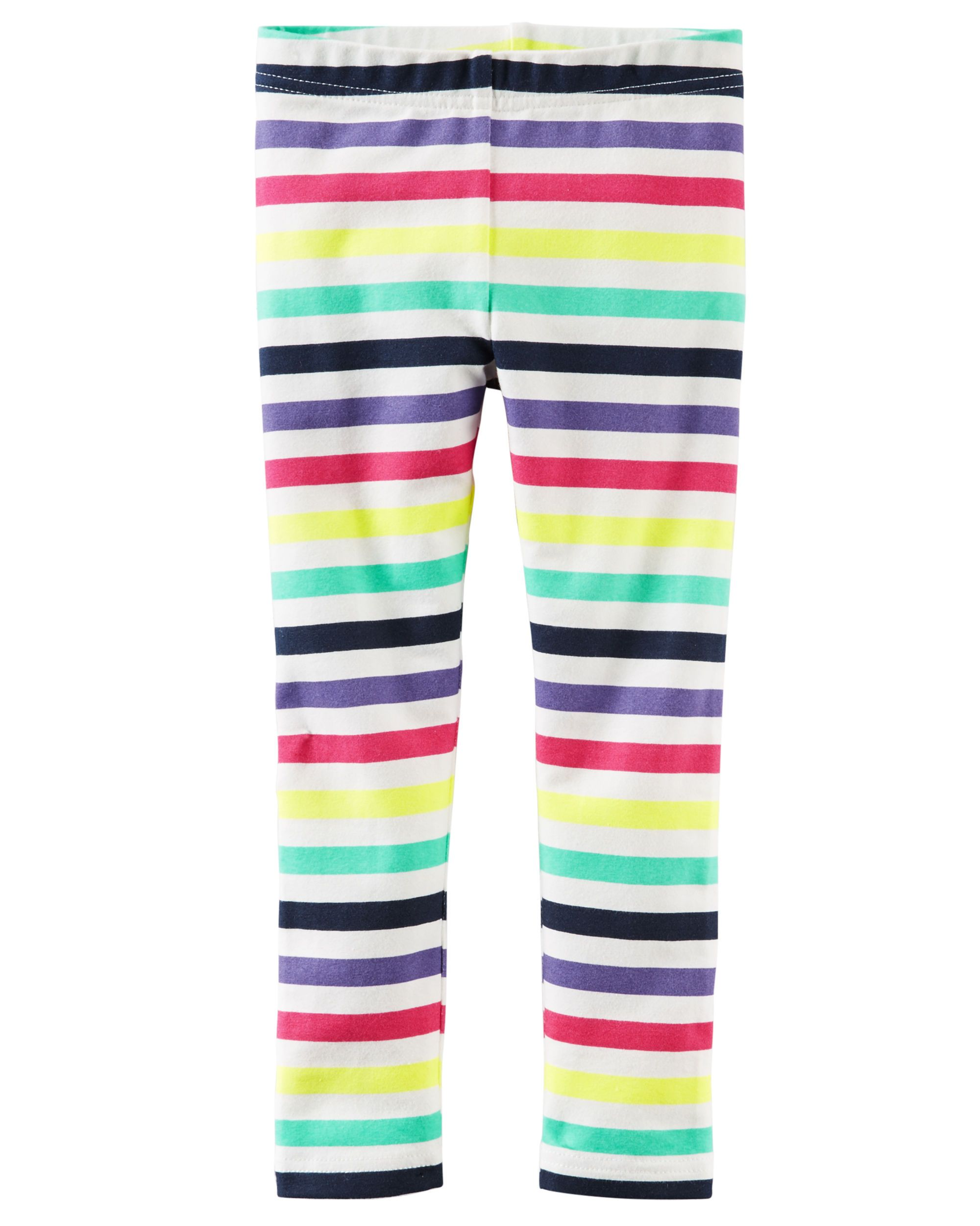 8a01debf750e5 Toddler Girl Striped Leggings | Carters.com | clothes and shoes for ...