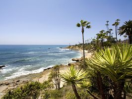 Drive down the Southern California coast, and visit the best beaches in Los Angeles, Orange County and San Diego.