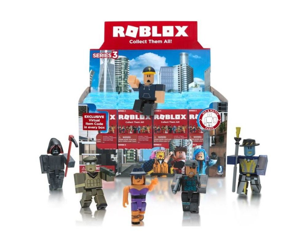 Assemble The Ultimate Roblox Toy Collection With These Iconic
