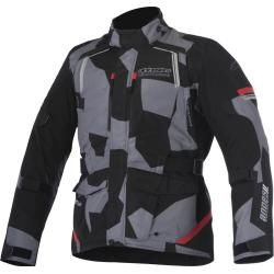 Photo of Alpinestars Andes V2 Drystar waterproof textile jacket black multicolor S AlpinestarsAlpinestars
