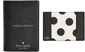 kate spade new york Cedar Street Passport Holder