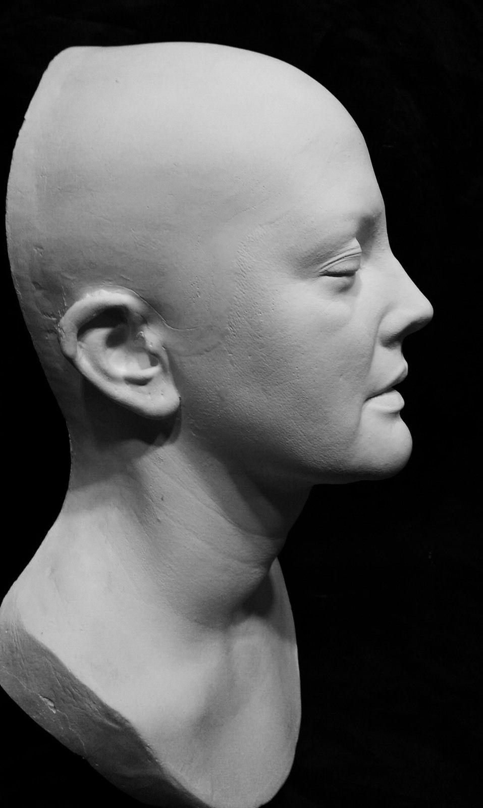 Life Casting Face Masks