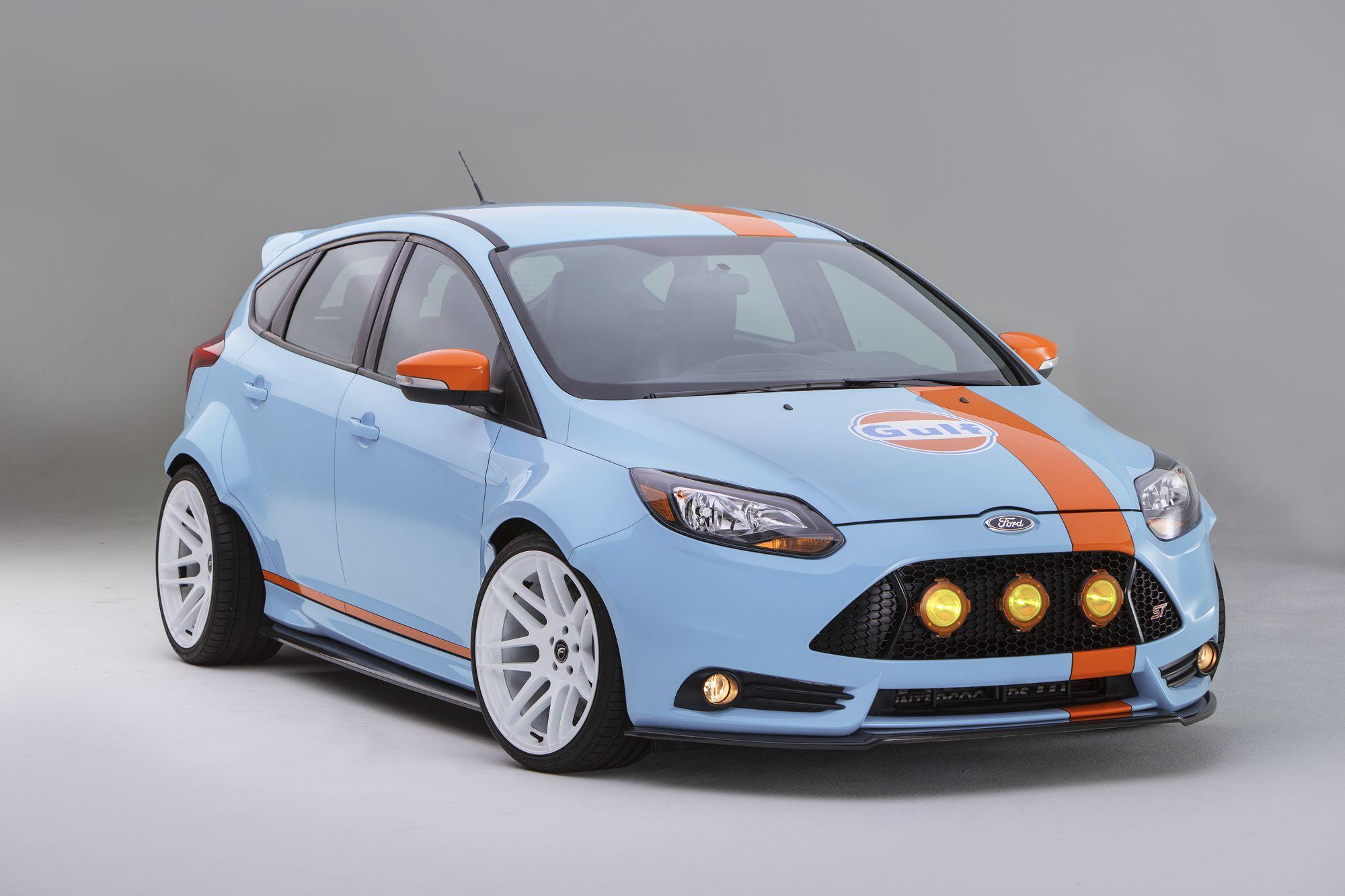 2014 Tjin Edition Ford Focus St Sweepstakes Car Www Uti Edu Focus
