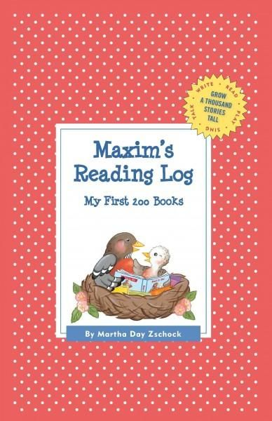 Maxim's Reading Log: My First 200 Books