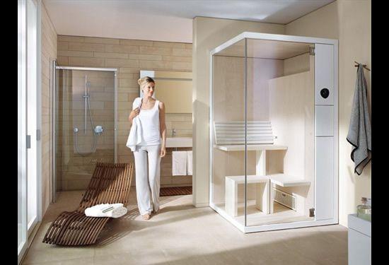 super compact sauna by duravit | Dekoration badezimmer ...
