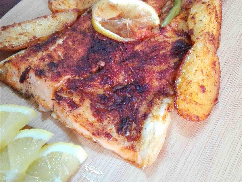طريقة مميزه لشوي سمك السلمون Main Dishes Food Breakfast