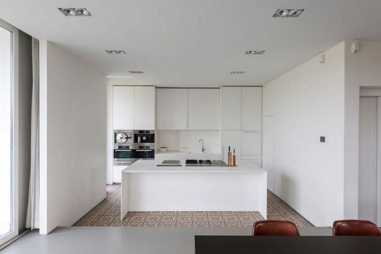 Moderne Innenarchitektur In Einem Einfamilienhaus In Belgien #belgien  #einem #einfamilienhaus #innenarchitektur #