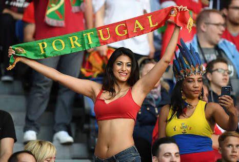 hot portugese women