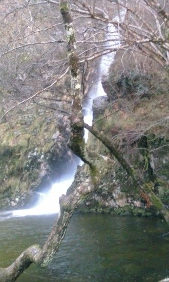 Salto da ferida, Galicia
