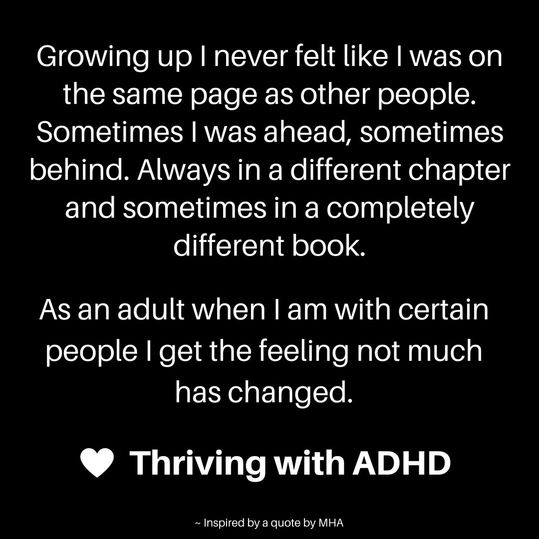 Pin On Thriving With Adhd Quotes Amp Images