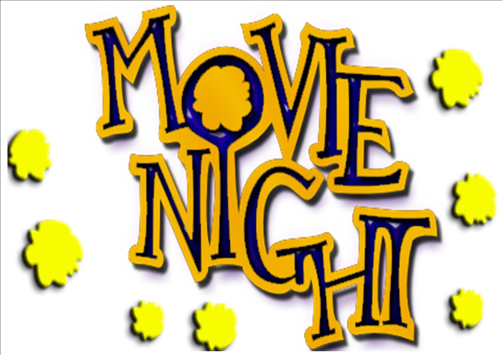 Pictures Movie Night Clip Art Free
