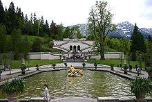Schloss Linderhof Wikipedia Schloss Linderhof Schloss Linderhof