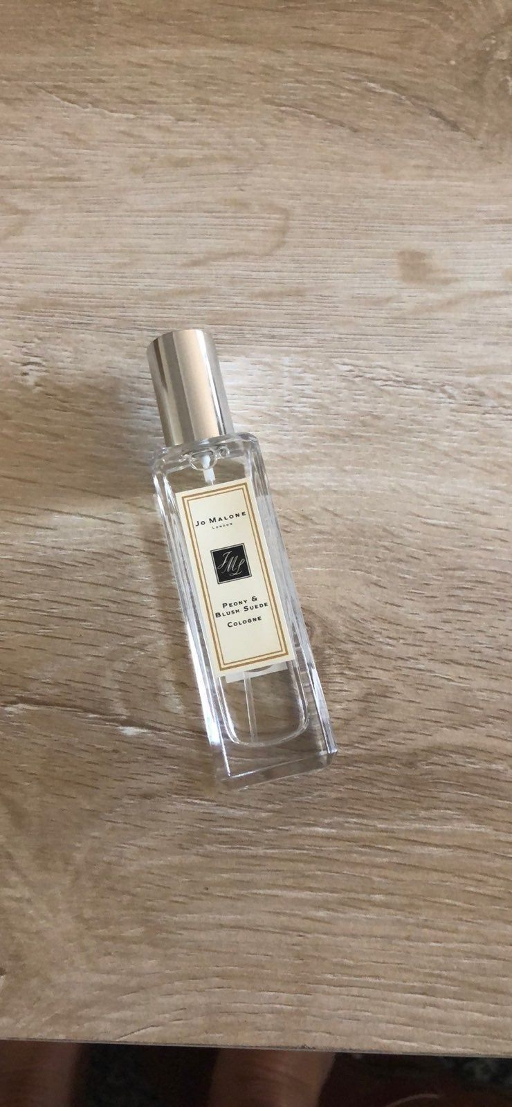 1 Oz Bottle Of Jo Malone Peony And Blush Suede Cologne Only Spritzed Once Box Not Included Currently Retails For 70 Jo Malone Peony
