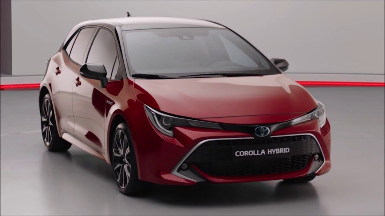 Hatchback Toyota 2020 Toyota Corolla Hatchback Sports Wagon
