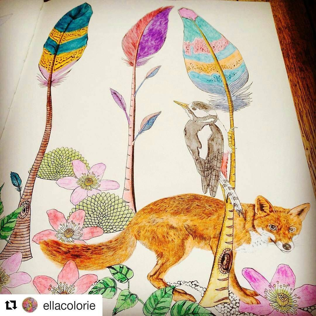Daisy Fletcher On Instagram Birdtopia Isn T All About The Birds You Know Here S Fantastic Mr Fox In His Feather Coloring Books Art Quilts Fantastic Mr Fox