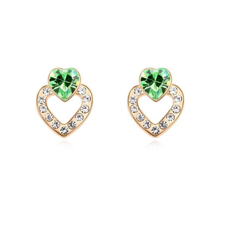 Heart Meet Earrings