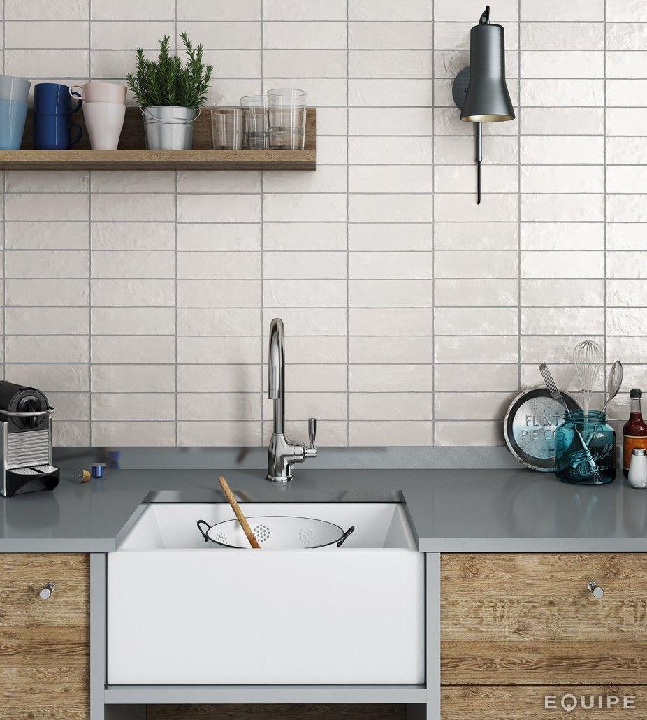 mallorca-65x200-white-kitchen | Fritha Splashback | Pinterest ...