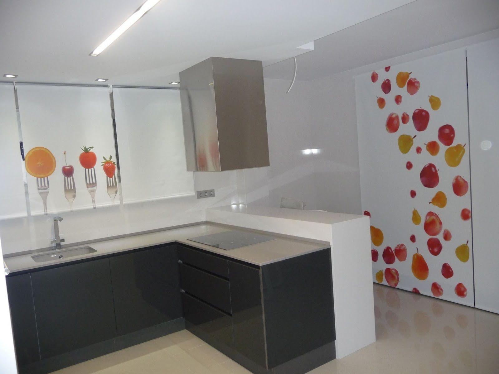 Cortinas de cocina modernas 2014 buscar con google - Cortina cocina moderna ...