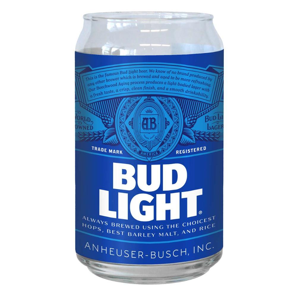 Bud Light Imitation Can Drinking Glass Bud Light Can Bud Light Beer Bud Light