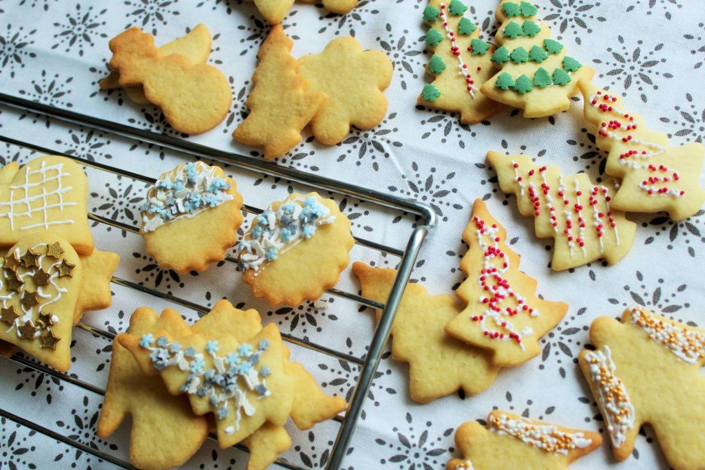 Photo of Baking with kids: Recipe for Cookie Cutter – Mom's fav …